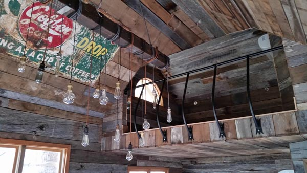 Dale Jr Treehouse Loft