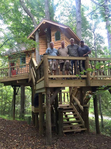 Dale Jr.'s Tree House